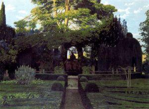 rusiñol jardin
